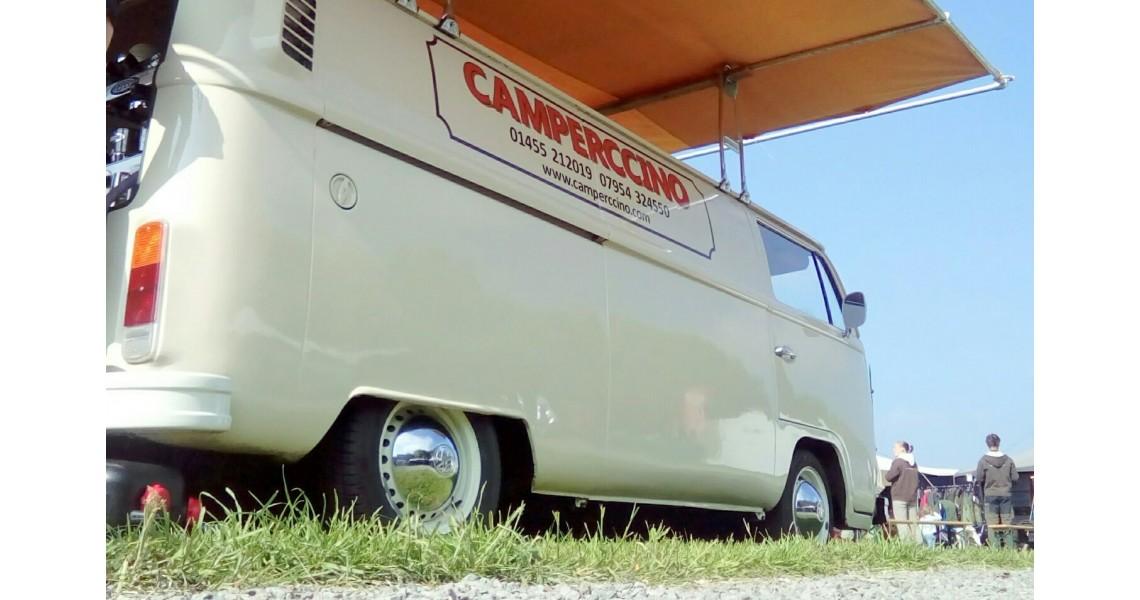 side view of van